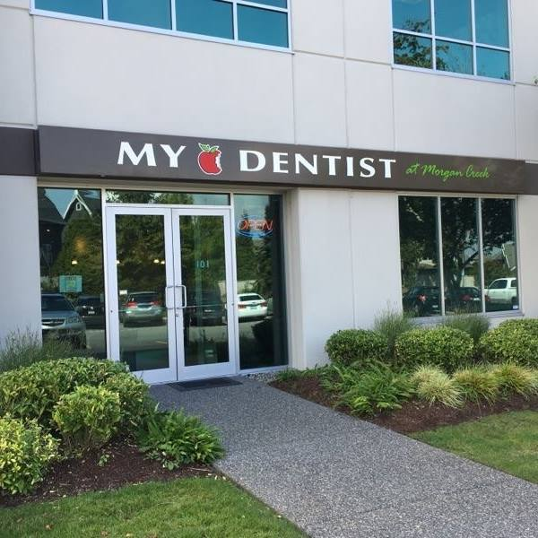 My Dentist At Morgan Creek logo
