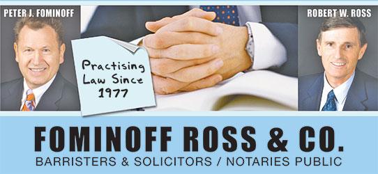 Fominoff Ross & Co logo