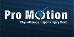 Pro Motion Physiotherapy & Sports Injury Clinic logo