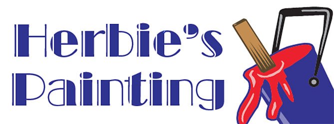 Herbie's Painting logo