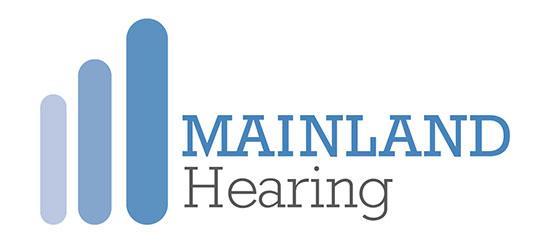 Mainland Hearing logo