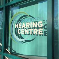 Robertson Hearing Centre logo
