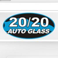 20/20 Auto Glass logo