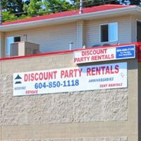 Discount Party Rentals Ltd logo