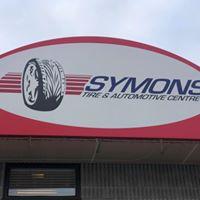 Symons Tire Service Ltd logo