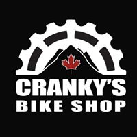 Cranky's Bike Shop logo