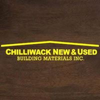 Chilliwack New & Used Building Materials Inc logo