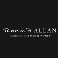 Ronald Allan Clothiers Ltd logo