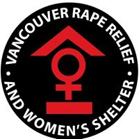 Vancouver Rape Relief & Women's Shelter logo