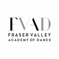 Fraser Valley Academy Of Dance logo