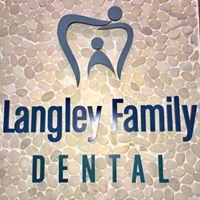 Langley Family Dental logo