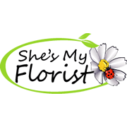 She's My Florist logo