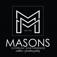 Mason's Cloverdale Home Furnishings logo