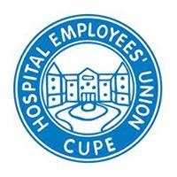 Hospital Employees Union logo