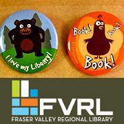 Fraser Valley Regional Library logo