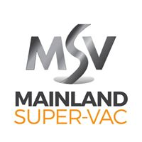 Mainland Super-Vac logo