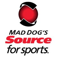 Mad Dog's Source For Sports logo