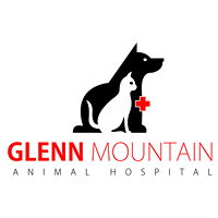 Glenn Mountain Animal Hospital logo