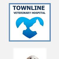 Townline Veterinary Hospital logo