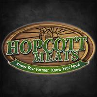 Hopcott Premium Meats logo