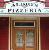 Albion Pizzeria logo
