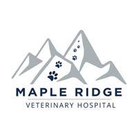 Maple Ridge Veterinary Hospital logo