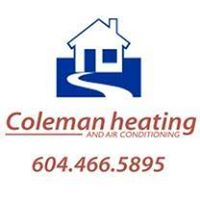 Coleman Heating & Air Conditioning logo