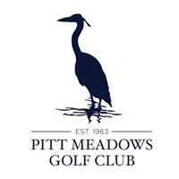 Pitt Meadows Golf Club logo