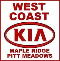 West Coast Kia logo