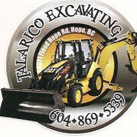 Talarico Excavating Ltd logo