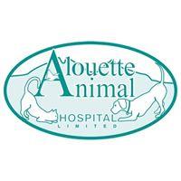 Alouette Animal Hospital logo