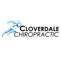 Cloverdale Chiropractic logo