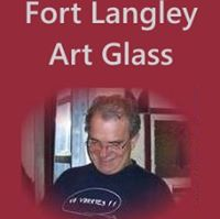 Fort Langley Art Glass logo