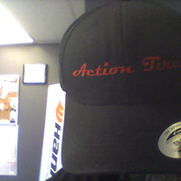 Action Tire logo