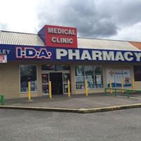 Langley IDA Pharmacy logo