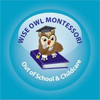 Wise Owl Montessori Childcare logo