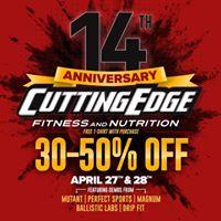 Cutting Edge Nutrition logo