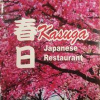 Kasuga Japanese Restaurant logo