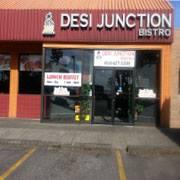 Desi Junction Bistro logo