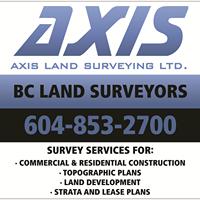 Axis Land Surveying Ltd logo
