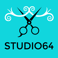 Studio 64 Hair Design logo