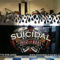 Suicidal Cycles Inc logo