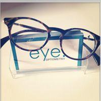 Eye Optometry logo