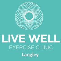 Live Well Exercise Clinic logo
