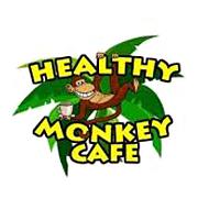 Healthy Monkey Cafe logo