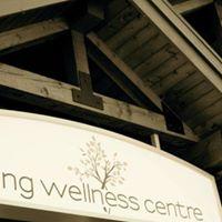 Living Wellness Centre logo