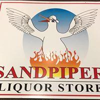 Sandpiper Liquor Store logo
