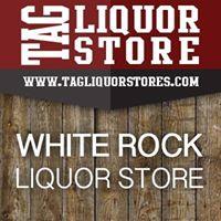 White Rock Liquor Store logo