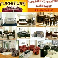 Aldergrove Furniture Warehouse logo