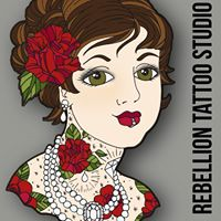 Rebellion Tattoo Studio logo